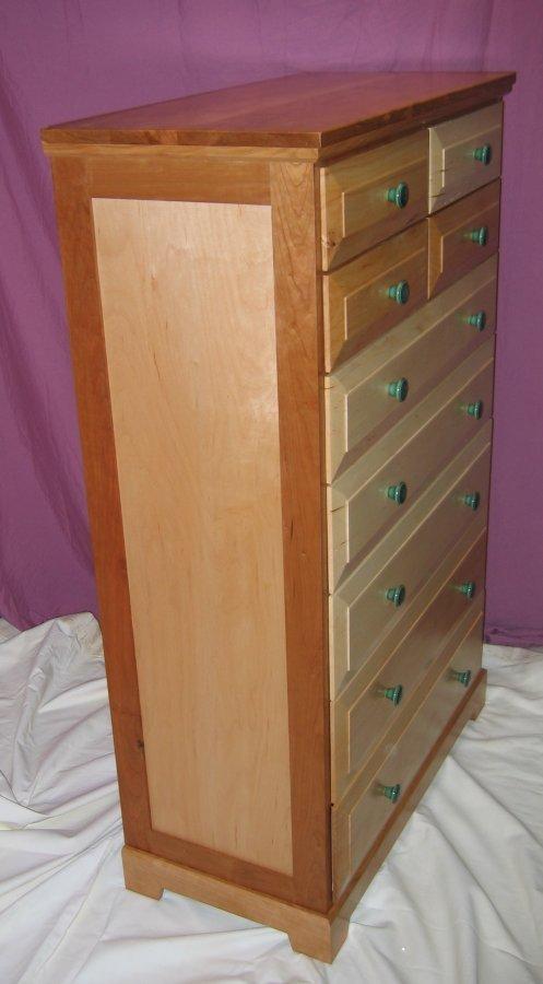 Tall Dresser Plans PDF Woodworking