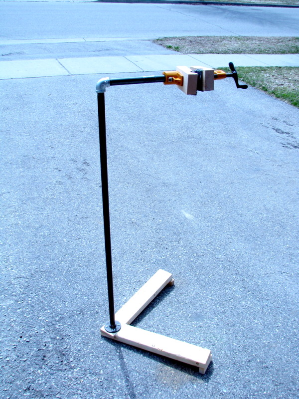 Wood Working Woodworking Clamp Stand