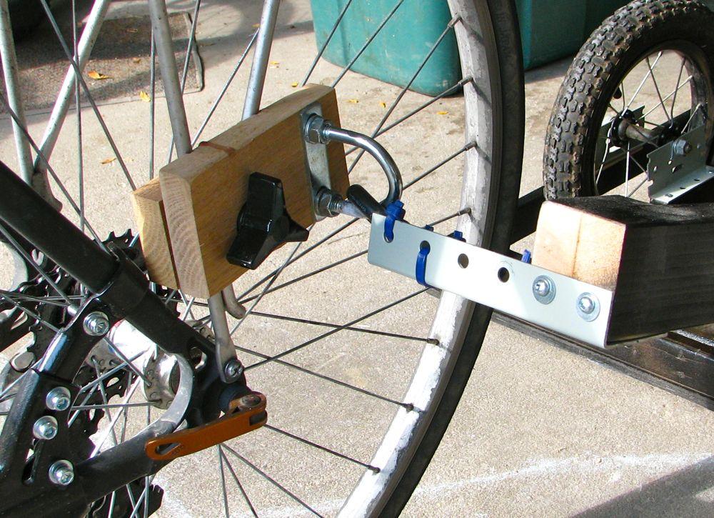 Diy Bike Cargo Trailer