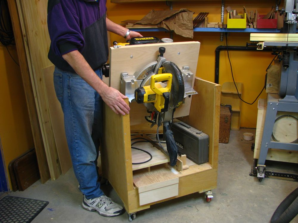 Download Miter Saw Planer Stand Plans Plans Free